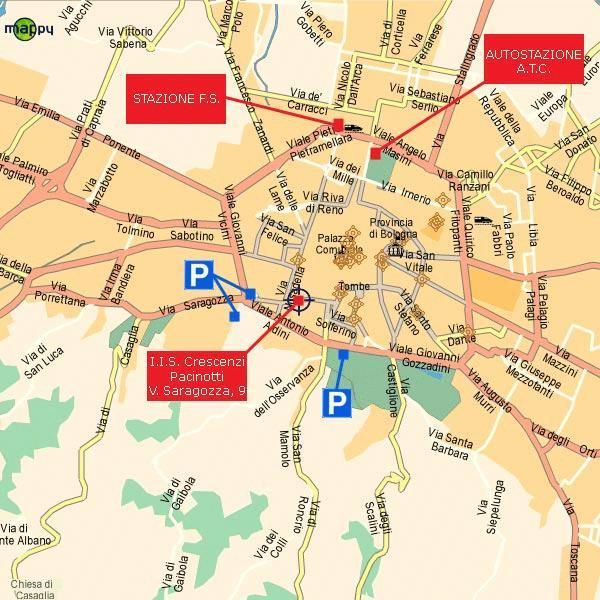 Mappa ztl bologna osservazioni e proposte quartiere reno for Dormire a bologna centro storico